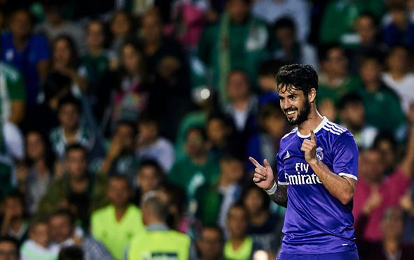 Иско хочет победить в чемпионате и Лиге чемпионов, Getty Images
