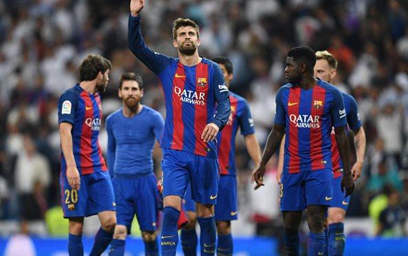 Пике не упустил шанса упрекнуть Реал, Getty Images