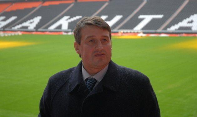 Сергей Ателькин, фото фк шахтер