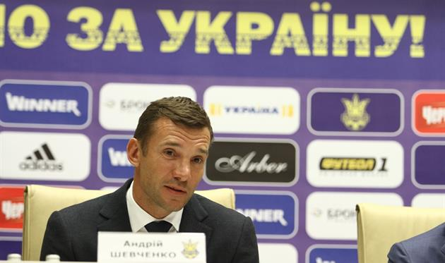 Андрей Шевченко, фото: Олег Батрак, Football.ua