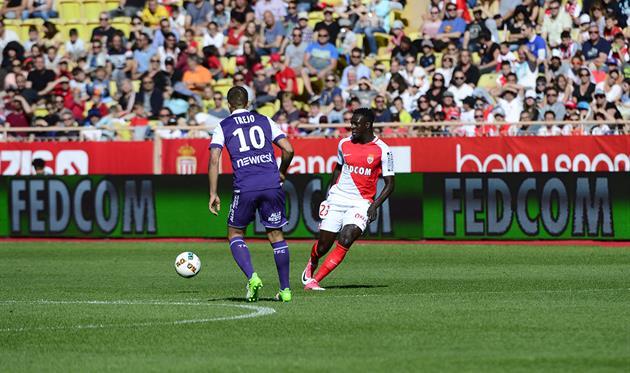 Монако продолжает путь к чемпионскому титулу, ФК Монако