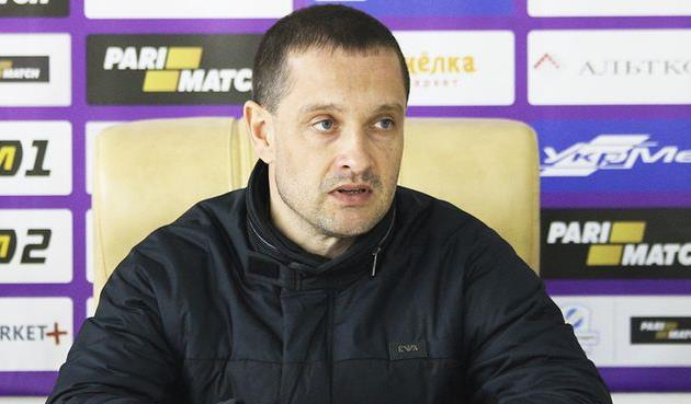 Санжар подвел итоги матча с Зарей, ФК Олимпик