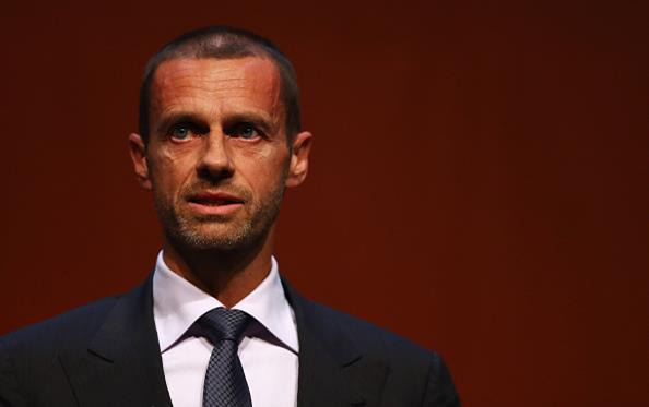 Чеферин рассказал о выборах места проведения Евро-2024, Getty Images