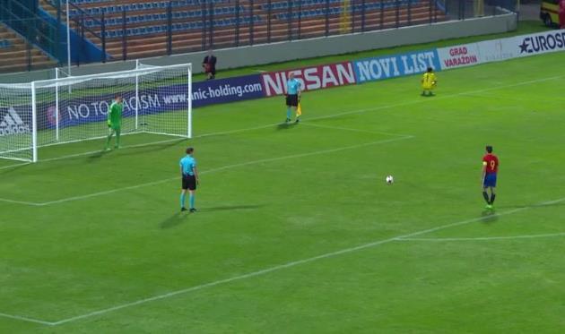 На Евро U-17 испытали новую схему послематчевых пенальти