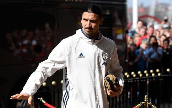 Ибрагимович продолжает восстановление, Getty Images