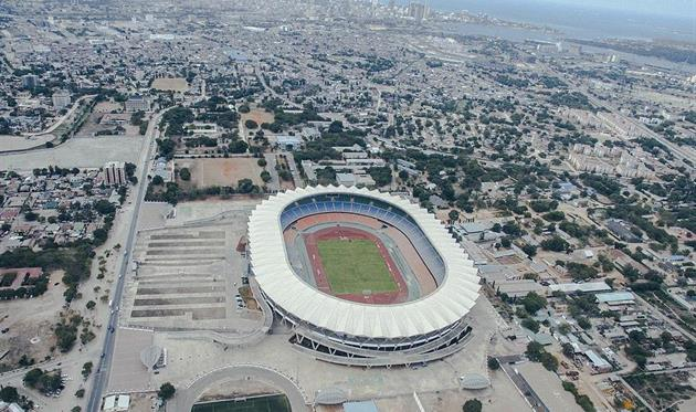 Национальный стадион Танзании