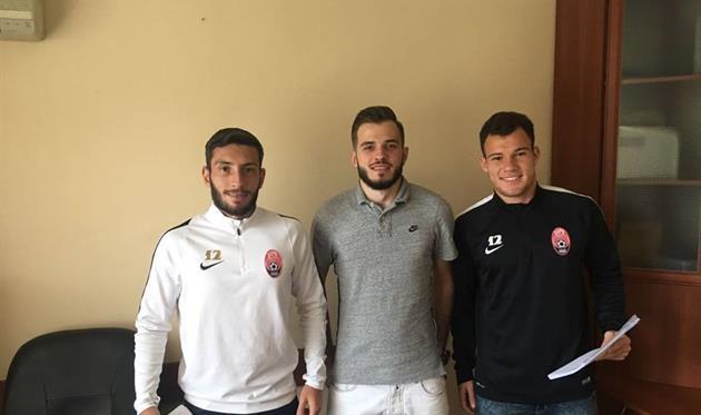 Силас и Леонидас продолжат карьеру в Заре, Facebook.com