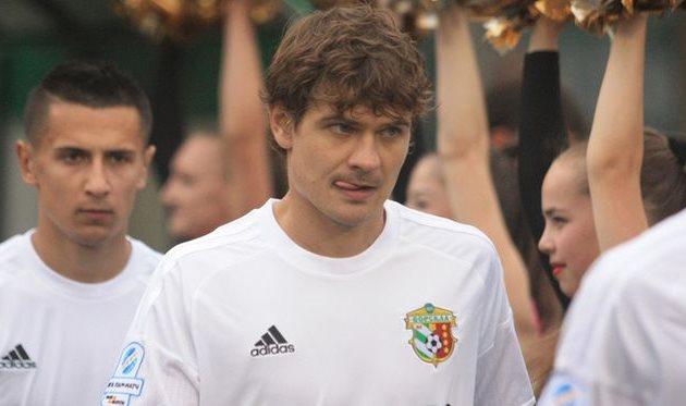 Павел Ребенок был самым активным игроком матча, ФК Ворскла