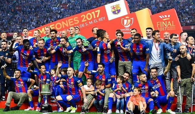 Обладатели чемпионата испании по футболу