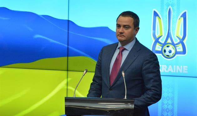 Андрей Павелко, фото пресс-службы ФФУ