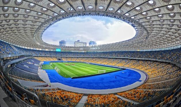 Финал чемпионата Украины среди аматаров состоится на НСК Олимпийский