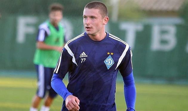 Андрей Цуриков, ФК Динамо