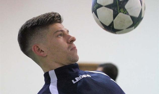 Ковалец настроен на борьбу за еврокубки, ФК Черноморец