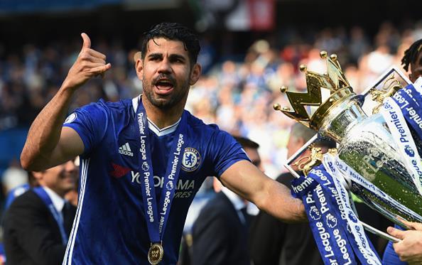 Диего Коста готов продолжить выступления за Челси, Getty Images