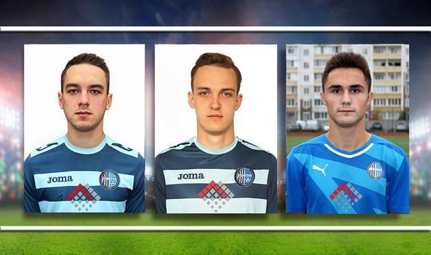 Олимпик отправил в аренду троих игроков