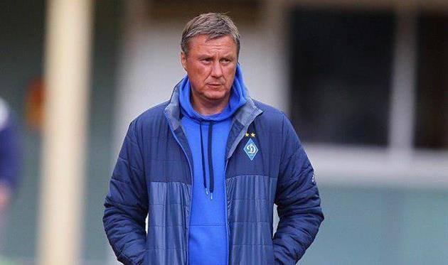 Новый главный тренер Динамо - Александр Хацкевич