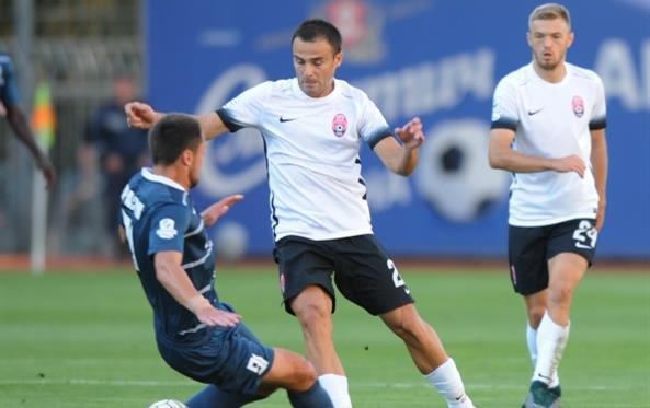 Заря начнет сезон с матча со Сталью, ФК Заря