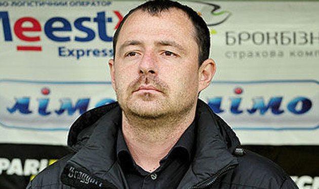 Роман Монарев. Фото: ua-football.com
