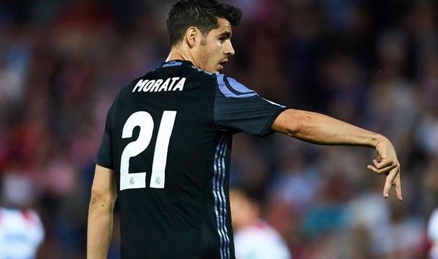 Альваро Мората, Getty Images
