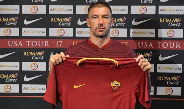 Александр Коларов, фото ФК Рома