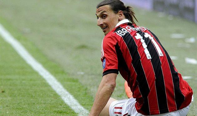Falkao I Ibragimovich V Short Liste Milana Football Ua