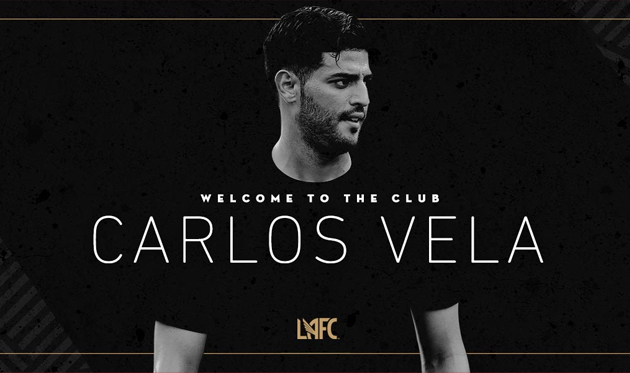 Карлос Вела станет игроком Лос-Анджелеса