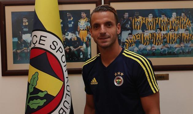 Роберто Солдадо, twitter.com/Fenerbahce