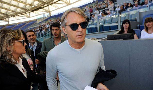 Роберто Манчини, Getty Images