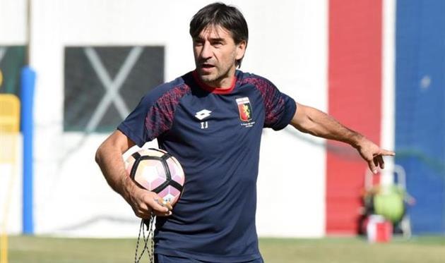 Иван Юрич, twitter.com/GenoaCFC