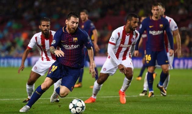 В Барселоне все умеют работать с мячом, Getty Images