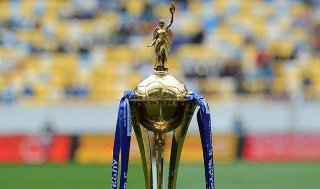ФФУ объявил время и место проведения матчей 1/4 финала Кубка Украины