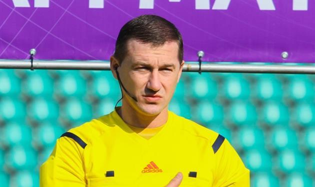 Юрий Можаровский, фото ФК Динамо