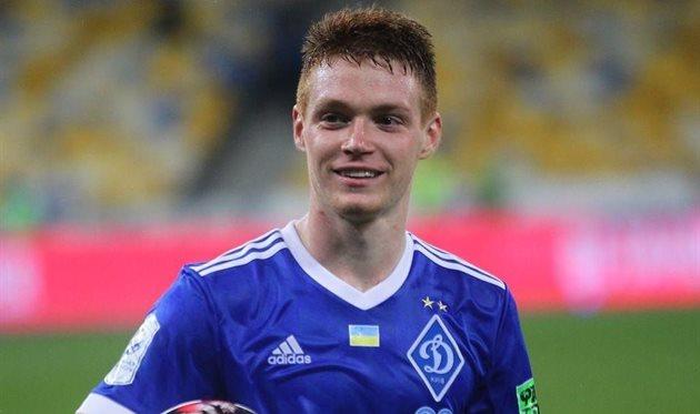 Виктор Цыганков, ФК Динамо Киев