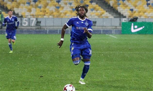 Дьемерси Мбокани, Фото: Football.ua