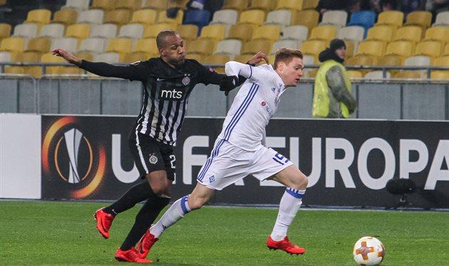 Виктор Цыганков (справа), фото: Олег Батрак, Football.ua