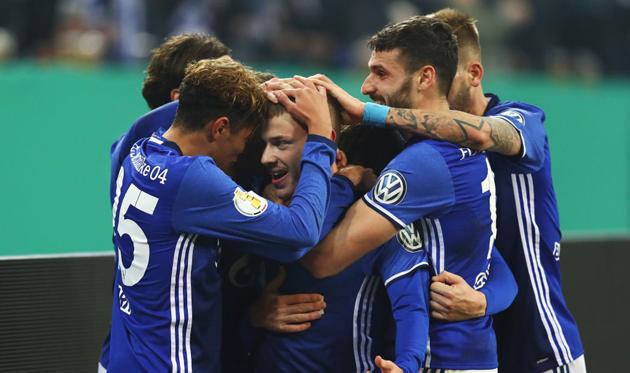 Макс Майер забил единственный гол, Getty Images