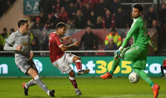 Кори Смит забил победный гол, Getty Images