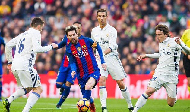 Реал - Барселона уже в эту субботу, Getty Images