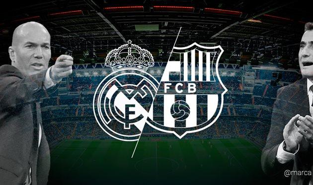 Реал — Барселона. Накануне
