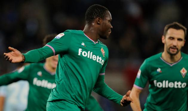 Хума Бабакар забил победный гол, Getty Images
