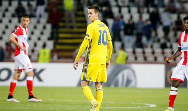 Црвена Звезда не захотела платить 1,7 млн евро за трансферную цель Динамо