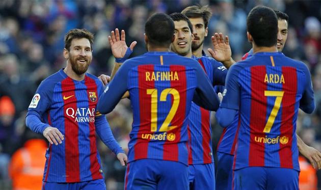 Барселона, fcbarcelona.com