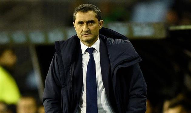 Вальверде: В паре Барселона — Сельта нет фаворита