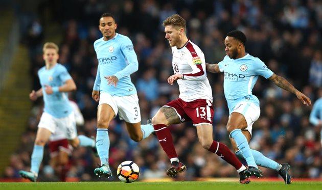 Манчестер Сити - Бернли, Getty Images