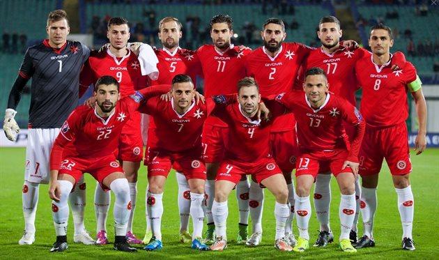 Сборная Мальты, UEFA.com