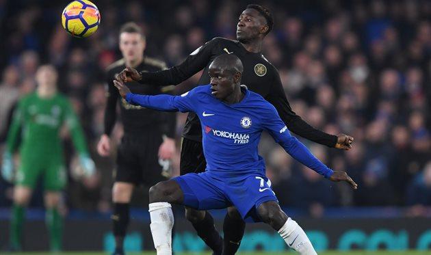 Челси - Лестер, фото: twitter.com/ChelseaFC
