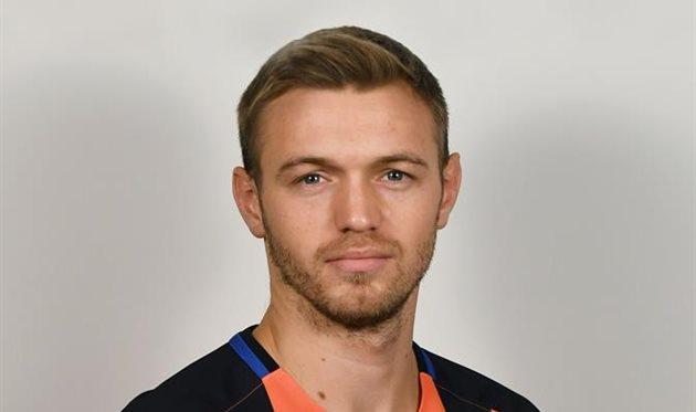 Дмитрий Гречишкин, фото ФК Шахтер