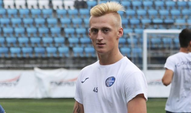 Владислав Хомутов, ФК Олимпик