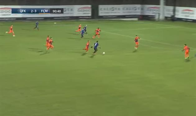 Мариуполь обыграл участника Лиги чемпионов