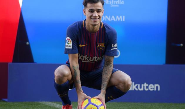 Филиппе Коутиньо, ФК Барселона
